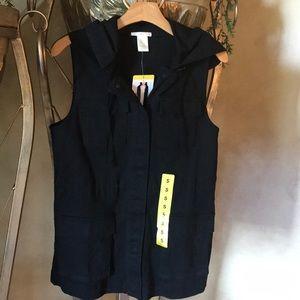 Women's cargo jacket